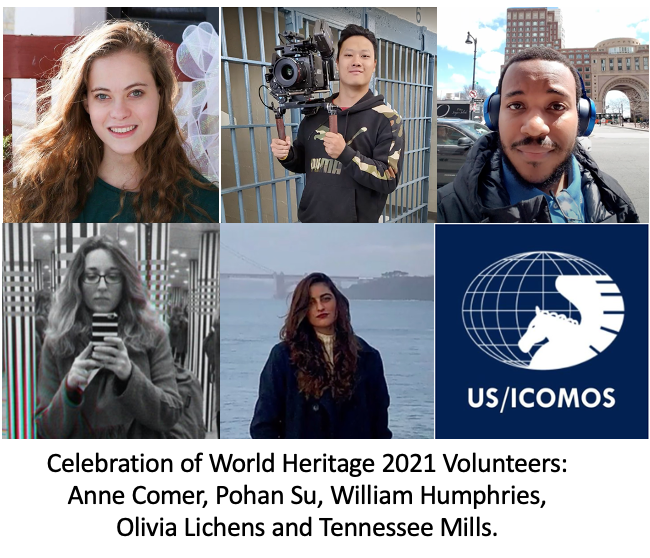 2021 Celebration of World Heritage Volunteers